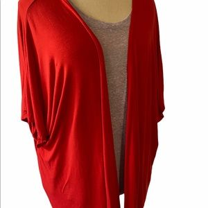 Made by Johnny Open Shrug/Duster • Size: Large